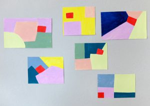 Frozenbanana loves Etel Adnan